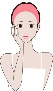 洗顔後はすぐに保湿