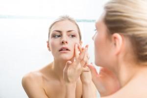 コラーゲン不足によるたるみ毛穴